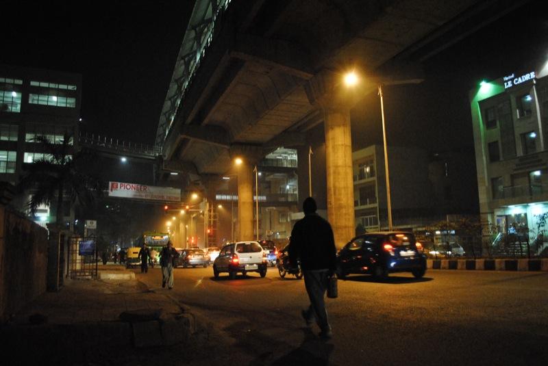 Las cuatro calles de Delhi