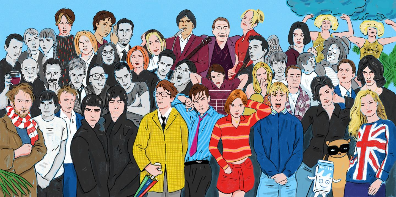 El britpop en 10 nombres propios (parte 2)