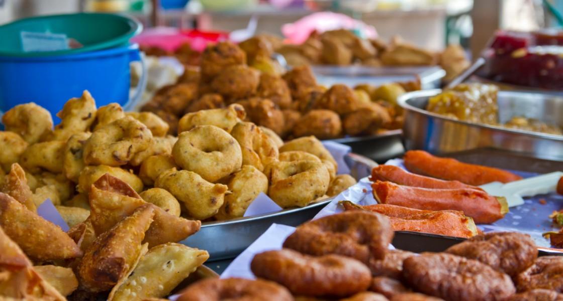 Desayuno indio