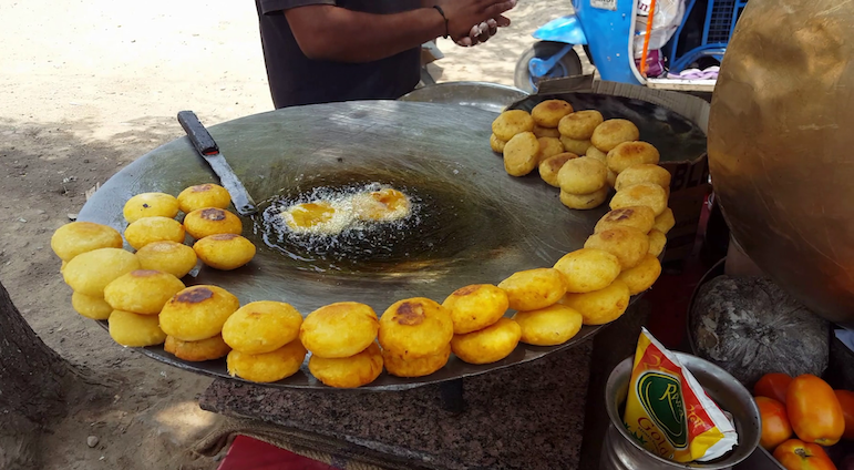 La aventura de tomar un Desayuno Indio